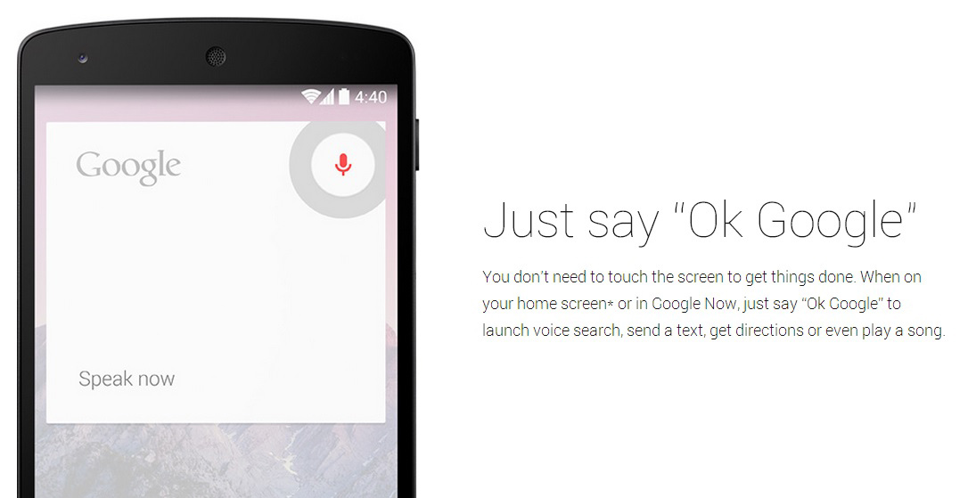 OK Google چیست