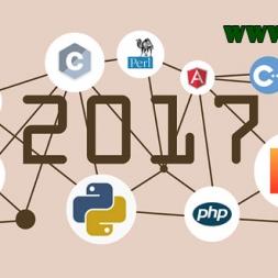 بهترین زبان های برنامه نویسی سال ۲۰۱۷